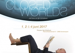 theaterproducties anima vinctum closed worlds affiche