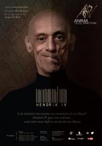 anima vinctum hendrik IV affiche