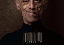theaterproducties anima vinctum hendrik IV affiche