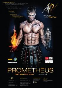 anima vinctum prometheus affiche