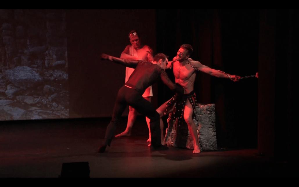 dance performance prometheus eagle dance anima vinctum