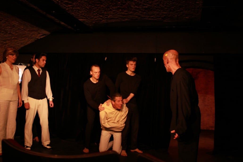 fakkeltheater expressief theater hendrik IV anima vinctum