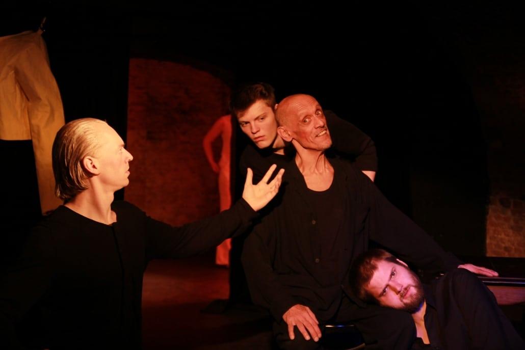 fakkeltheater hendrik IV teksttheater anima vinctum