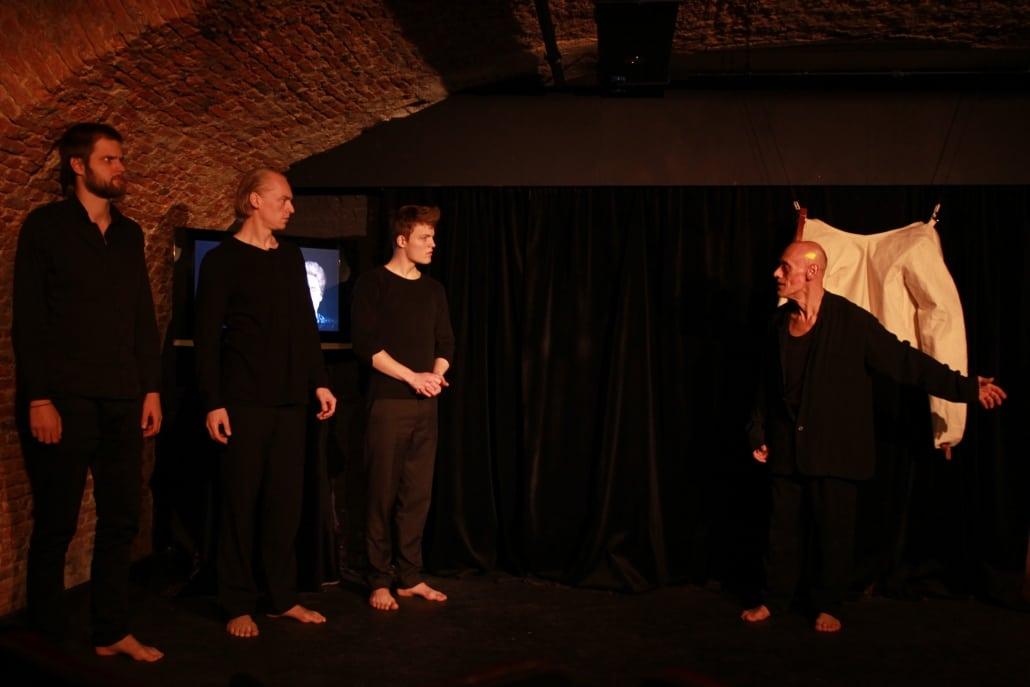 fakkeltheater hendrik IV toneelproductie anima vinctum