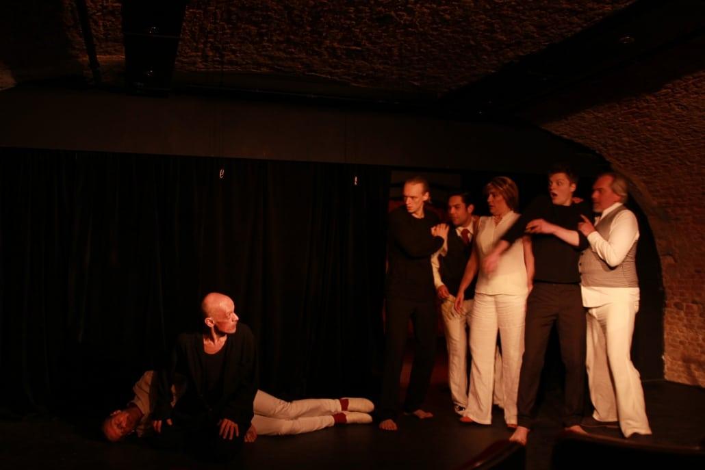 fakkeltheater stage performance hendrik IV anima vinctum