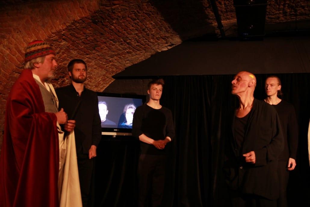 hendrik IV expressief theater fakkeltheater anima vinctum