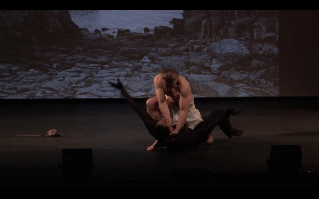 prometheus heracles eagle fight theater performance anima vinctum