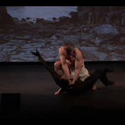 prometheus heracles eagle fight theater performance anima vinctum
