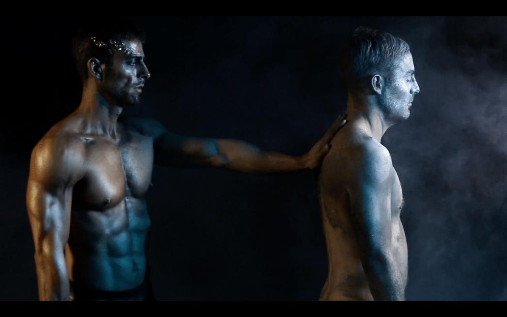 prometheus schepping mens theatervoorstelling anima vinctum