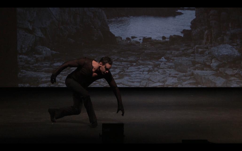 theater performance prometheus eagle dance anima vinctum