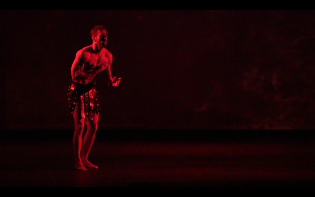 theater performance prometheus nemesis anima vinctum