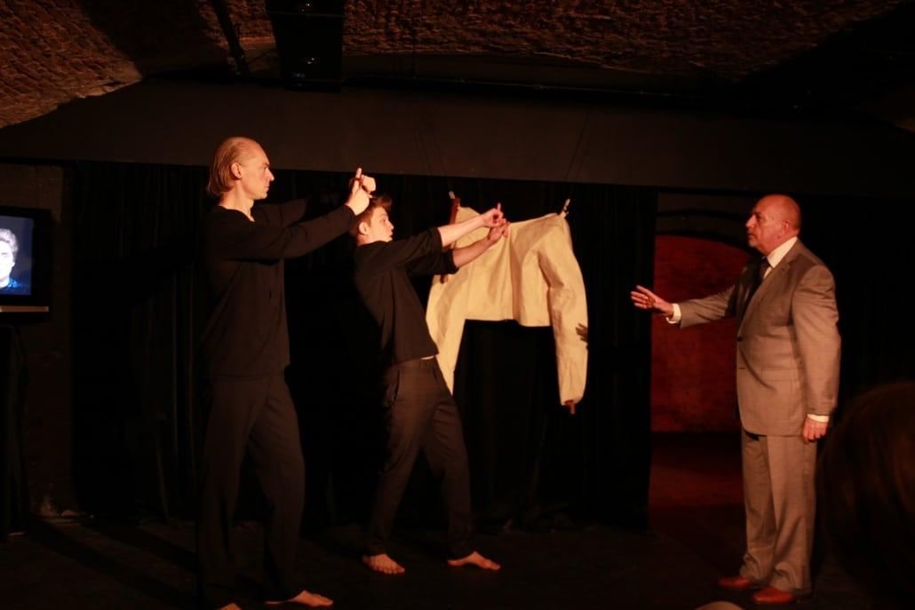 theaterproductie hendrik IV fakkeltheater anima vinctum