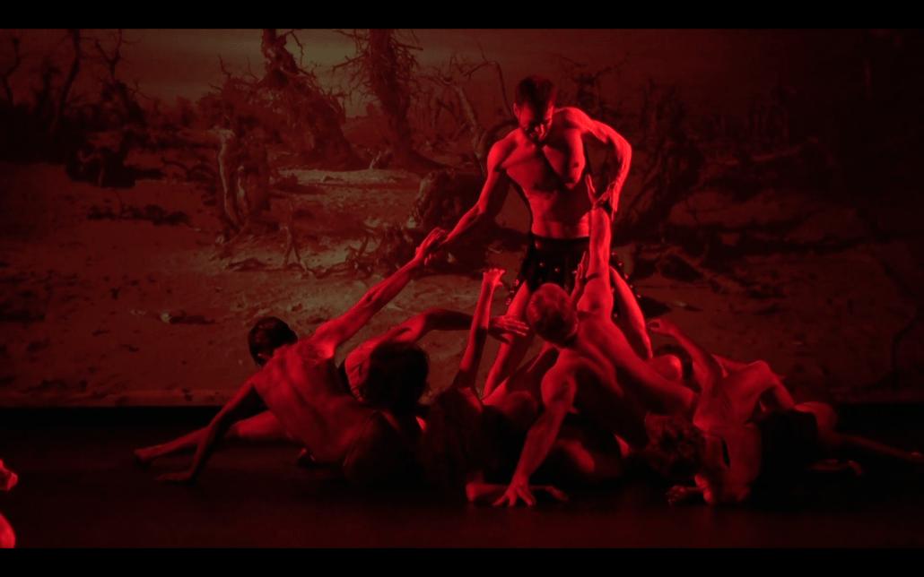 theaterproductie prometheus doos van pandora anima vinctum
