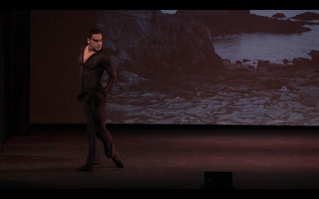 theatervoorstelling prometheus arend dans anima vinctum