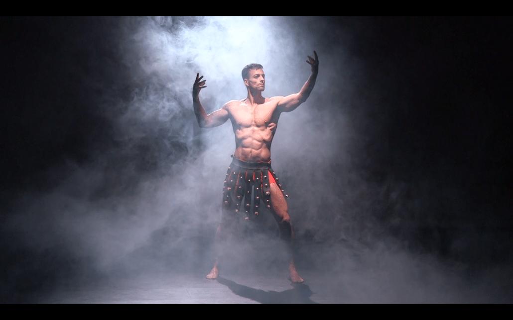 theatervoorstelling prometheus griekse mythologie anima vinctum