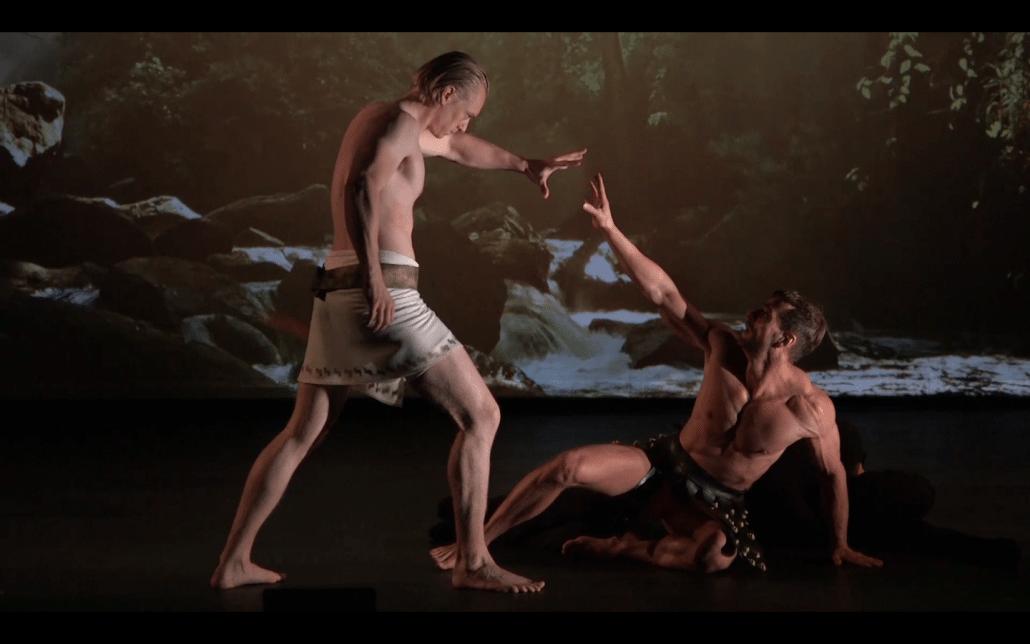 theatervoorstelling prometheus visioen heracles anima vinctum